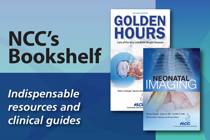 NCC's Bookshelf - Indispensable resources and clinical guides